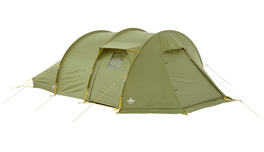 Nomad Tellem 4 tent groen